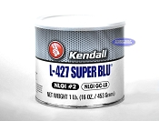 Trailer wheel Bearing Grease Super Blu Tub for Hand Packing Bearings