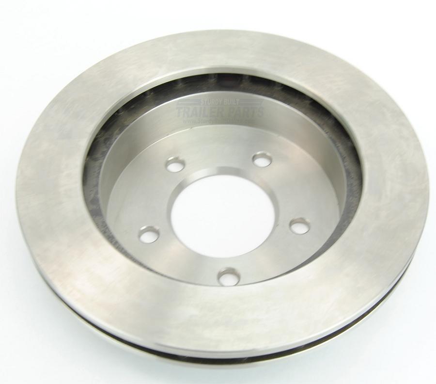 Stainless Brake Rotors : Stainless steel kodiak trailer disc brake bolt