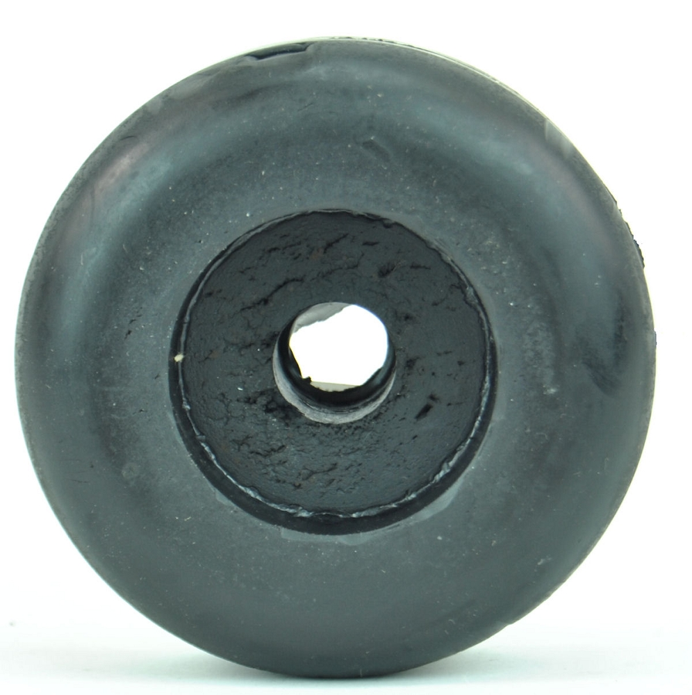 3 5 Inch Rubber Roller End Cap With 5 8 Inner Diameter