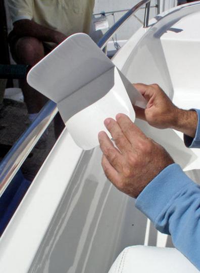 Seadek Coaming Bolster Pads Storm Gray
