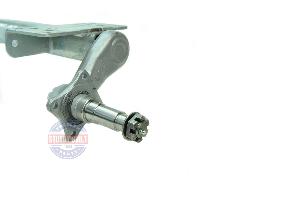 Galvanized Torsion Axles