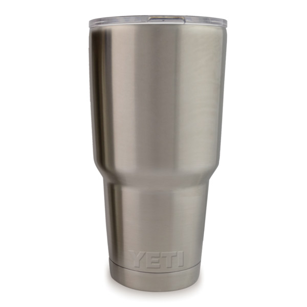 YETI Rambler 30 oz Stainless Steel Tumbler Cup with Lid