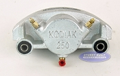 Kodiak Dacromet Coated Disc Brake Caliper 250 for 7,000lb Kits