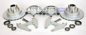 Kodiak Trailer Integral Disc Brake Kit 5 Bolt All Dacromet
