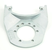 Kodiak Dacromet Brake Caliper Mounting Bracket For 6 Bolt Kits