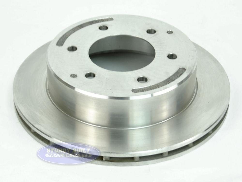 Stainless Brake Rotors : Kodiak stainless steel brake rotor lug inch slip on