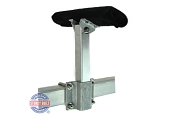 Ultimate Aluminum and Stainless Steel Swivel Top Bunk Bracket - 14 inch 2x2 kit