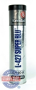 Kendall Super Blu Marine and Trailer Wheel Bearing Grease Tube 14 oz