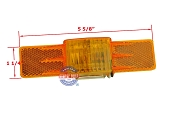 Sidemarker Light Amber Submersible L203A Dry Launch