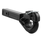 Pintle Hook with 2 inch x 2 inch Shank, Rated to 20,000lbs