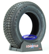 ST215/75D14 Boat Trailer Tire G78-14 by LoadStar LRC 1870lb Capacity