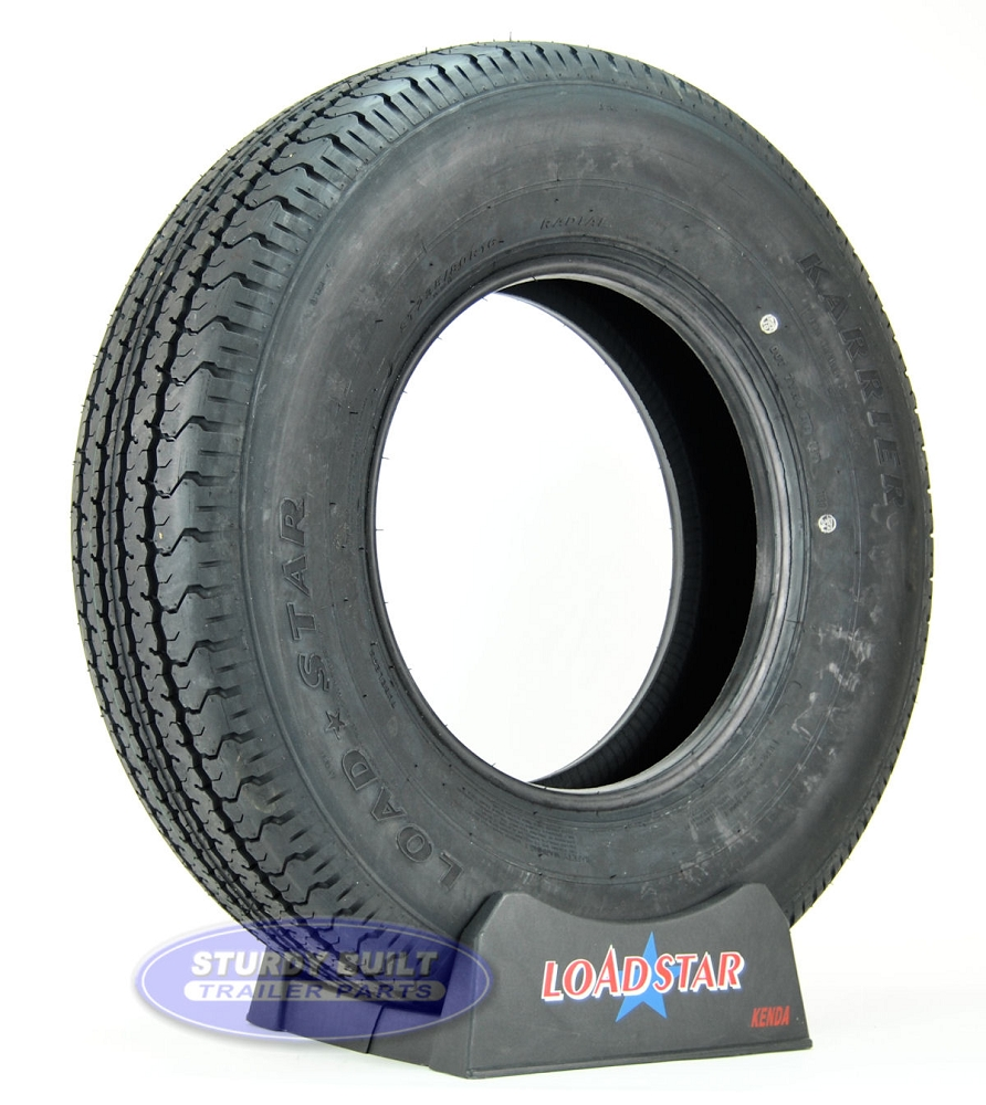 E Rated Tires Trailer Tire ST235/80R...