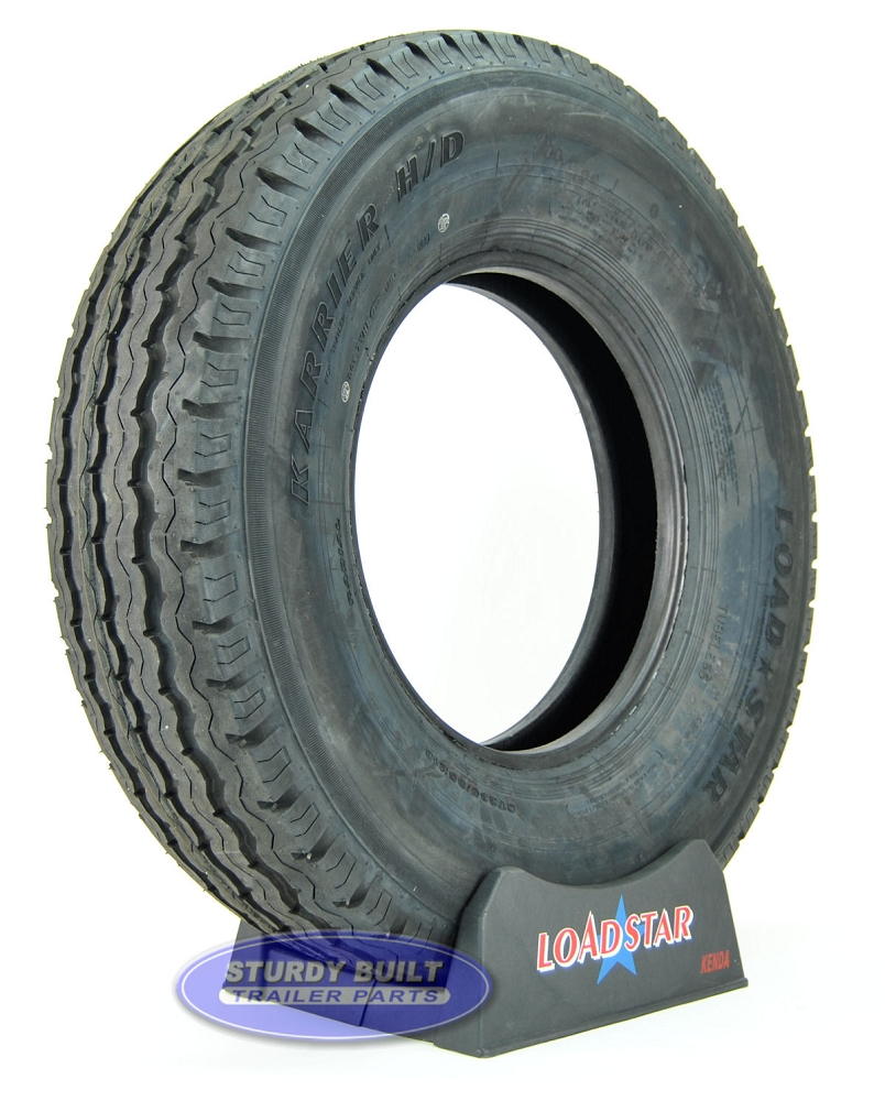 Trailer Tire St235 85r16 Load Range E Rated To 3640 Lbs By