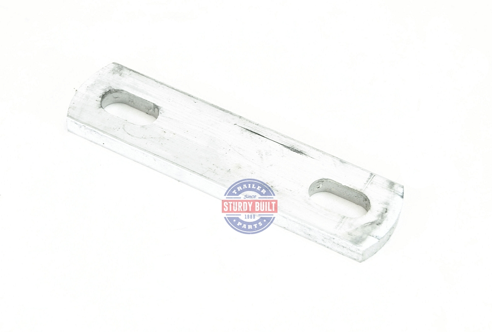 Aluminum Frame Plate 6 Overall Length For 1 2 U Bolt Or