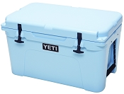 YETI Tundra 45 Quart Cooler Blue Roto Molded