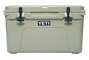 YETI Tundra 45 Quart Cooler Tan Roto Molded