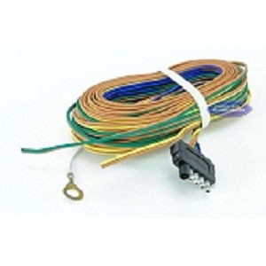trailer light wiring harness 4 flat 35ft to re do trailer lights trailer light wiring harness 5 flat 35ft to re wire trailer lights disc brakes