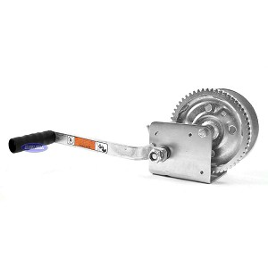Trailer Winch Zinc Plated 1600lb Capacity Dutton-Lainson