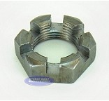"Trailer Axle Castle Nut 1""-14 Thread for Standard Trailer Spindles"