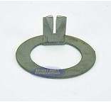 "Trailer Axle Tang Washer for 1"" Spindles for Securing Castle Nut"