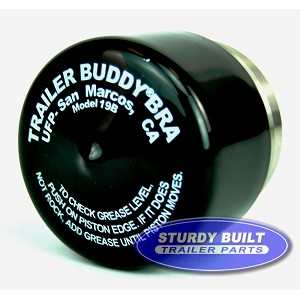 Boat Trailer Bearing Buddy Bra Cover 19B Fits 1.980 Bearing Buddys