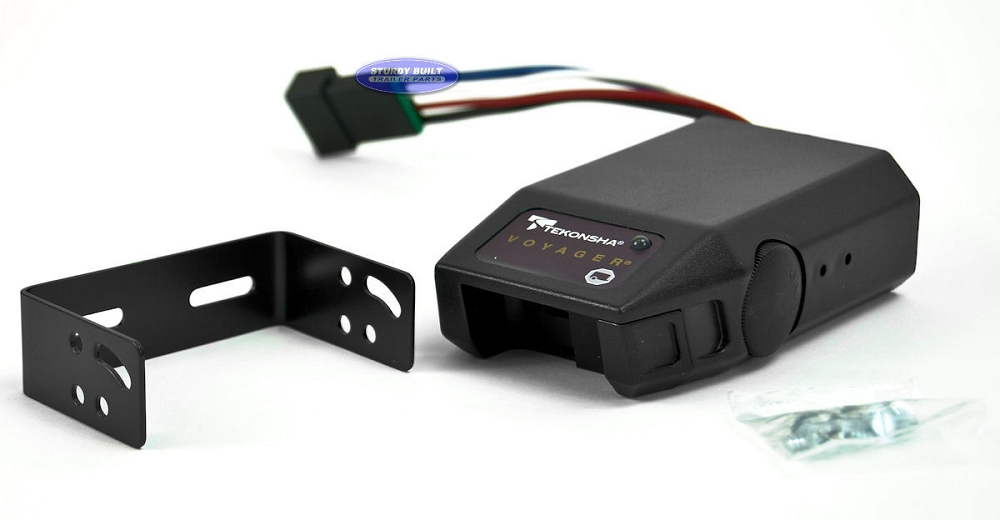 Tekonsha Brake Controller >> Tekonsha Voyager Brake Controller Proportional Operation