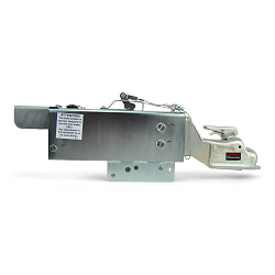 Demco Hydraulic Surge Actuator for Disc Brakes 12,500lb Capacity with Electric Lockout Solenoid 2 5/16