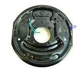 10 inch Left Hand Electric Brake Cluster