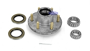 Hub Galvanized Idler 6 Bolt fits 5200-6000 lb. axles