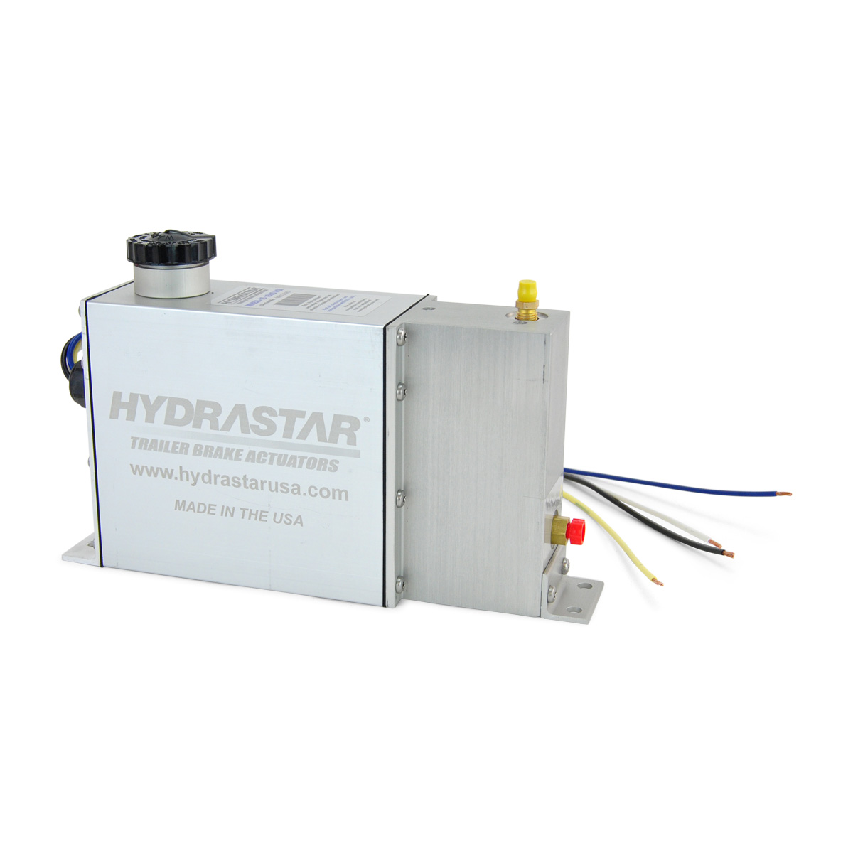Hydrastar Electric Over Hydraulic Actuator for Disc Brakes 1,600 psi Vented