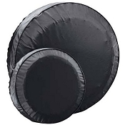 Spare Trailer Tire Cover Fits 14 inch Trailer Tires