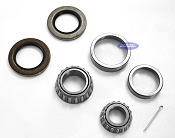 Trailer Wheel Bearing Kit for 8 Bolt Hubs, 1 1/4 inch x 1 3/4 inch