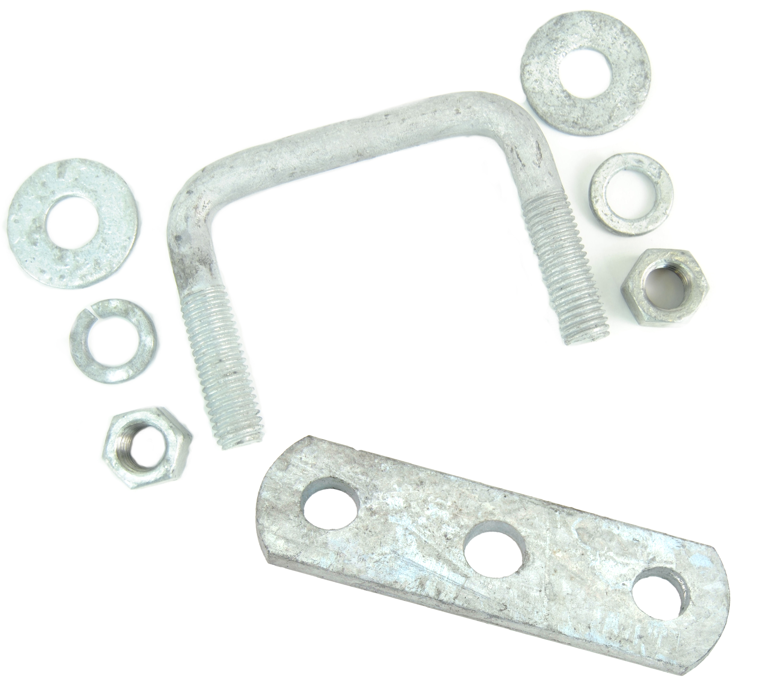 Trailer Mounting Hardware