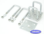 Trailer Leaf Spring Hardware