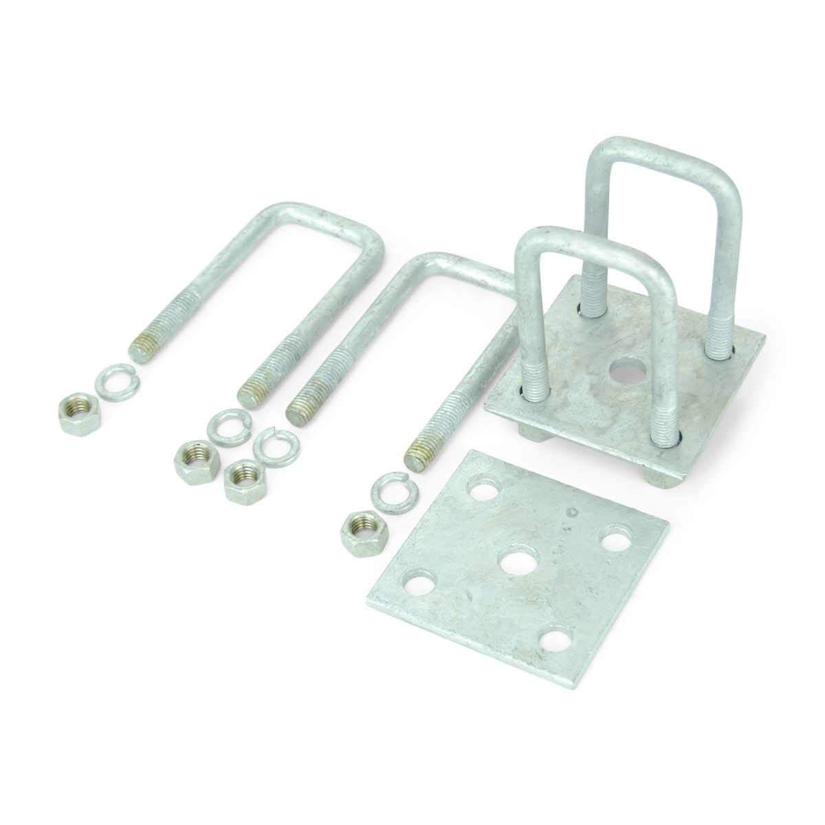 Galvanized U-Bolt Kit