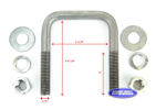 Stainless Steel Trailer U-Bolts