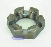 Trailer Axle Castle Nut 1
