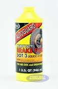 AutoGuard DOT 3 Heavy Duty Trailer Brake Fluid 32oz