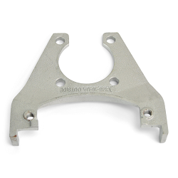 Kodiak Dacromet Brake Caliper Mounting Bracket For 5 Bolt Integral Kit