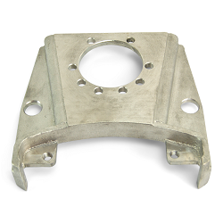 Kodiak Stainless Steel Caliper Bracket for 7,000lb 8 Lug Disc Brake Kits