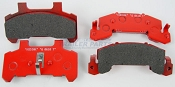 Kodiak Trailer Disc Brake Pad Ceramic Set for 225 Caliper