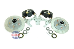 Tie Down 9.6 inch Stainless Steel G5 Boat Trailer Disc Brake Kit 5 Lug