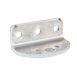 Aluminum Boat Trailer Bunk Bracket Replacement Swivel Top Angle