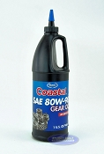 Coastal Gear Oil SAE 80W-90 for Oil Bath Trailer Hubs and Drums
