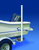 Boat Trailer 40 inch Galvanized Guide Pole Post Kit CE Smith
