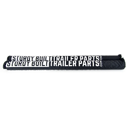 Boat Trailer Guide Post Covers For PVC Guide Poles Sturdy Built Logo
