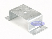 Bolt On Trailer Stake Pocket Galvanized