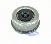 2.73 Dust Cap Stainless Steel Replacement for Posi-Lube, Ez Lube Axles