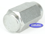 Trailer Lug Nuts 1/2-20 Thread Stainless Steel Acorn