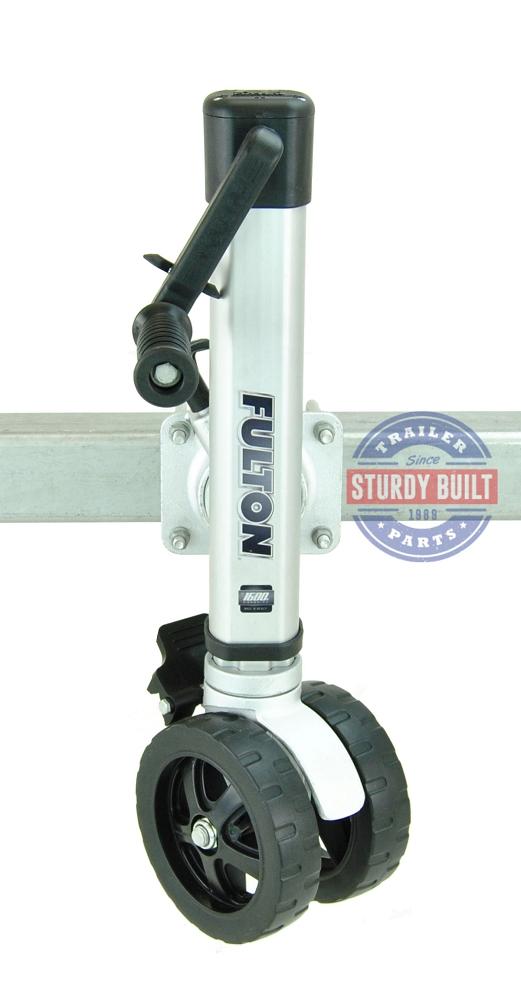 Trailer Hitch Bolts >> Fulton 1600 lb Capacity F2 Dual Wheel Boat Trailer Tongue ...
